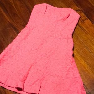 Lilly Pulitzer Pink Dress